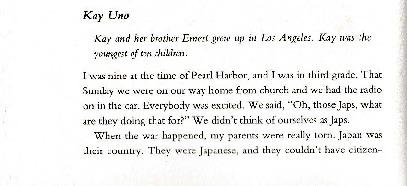 Kay Uno remembers Pearl Harbor