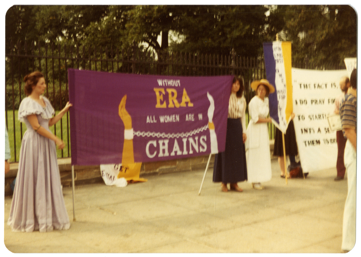 Without ERA All Women Are in Chains
