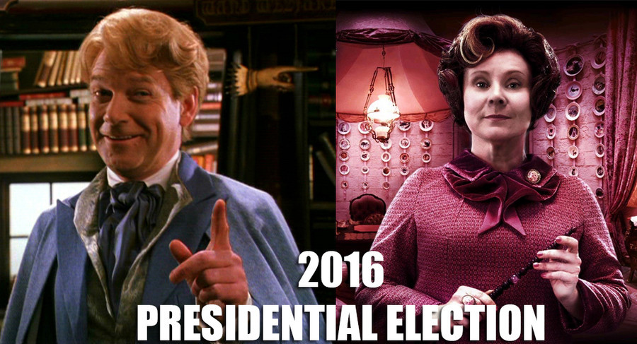 2016 Election Political Meme