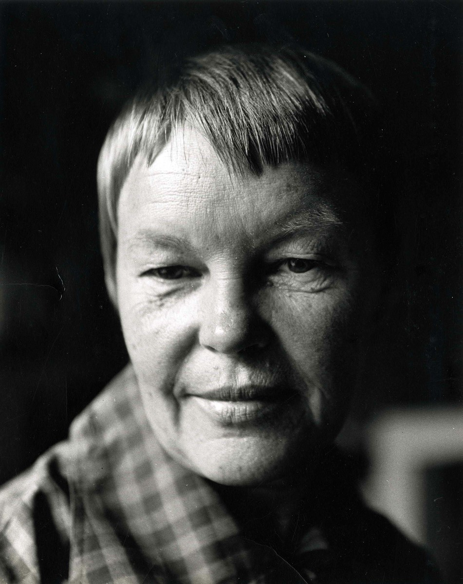 May Swenson, photograph