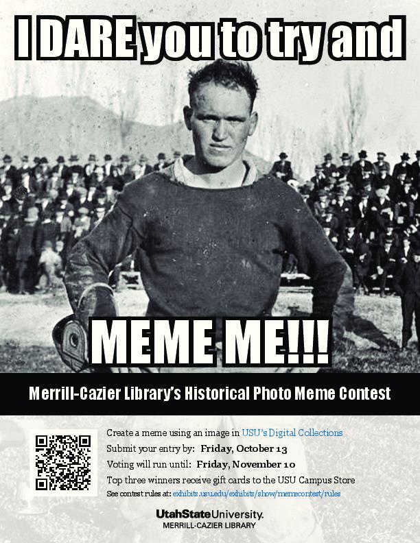 Meme Contest Flyer (2017)