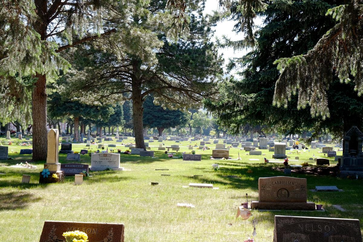 Logan Cemetery, 1