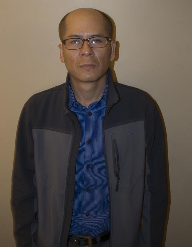 Kyaw Eh Portrait