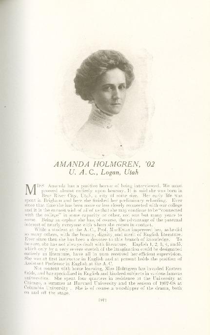 1909 A.C.U. Graduate Yearbook, Page 97