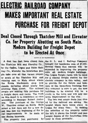 Logan_Republican_1915_10_12_Electric_Railroad_Company_Makes_Important_Real_Estate_Purchase_for_Freight_Depot.pdf