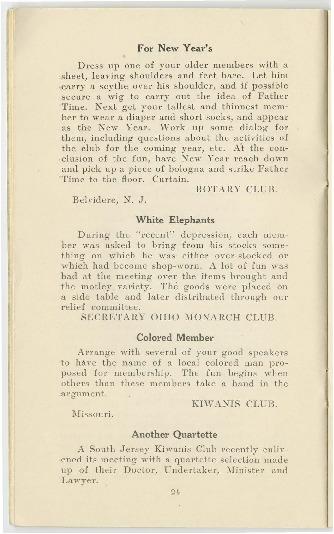 101 Best Stunts page 24, 1933