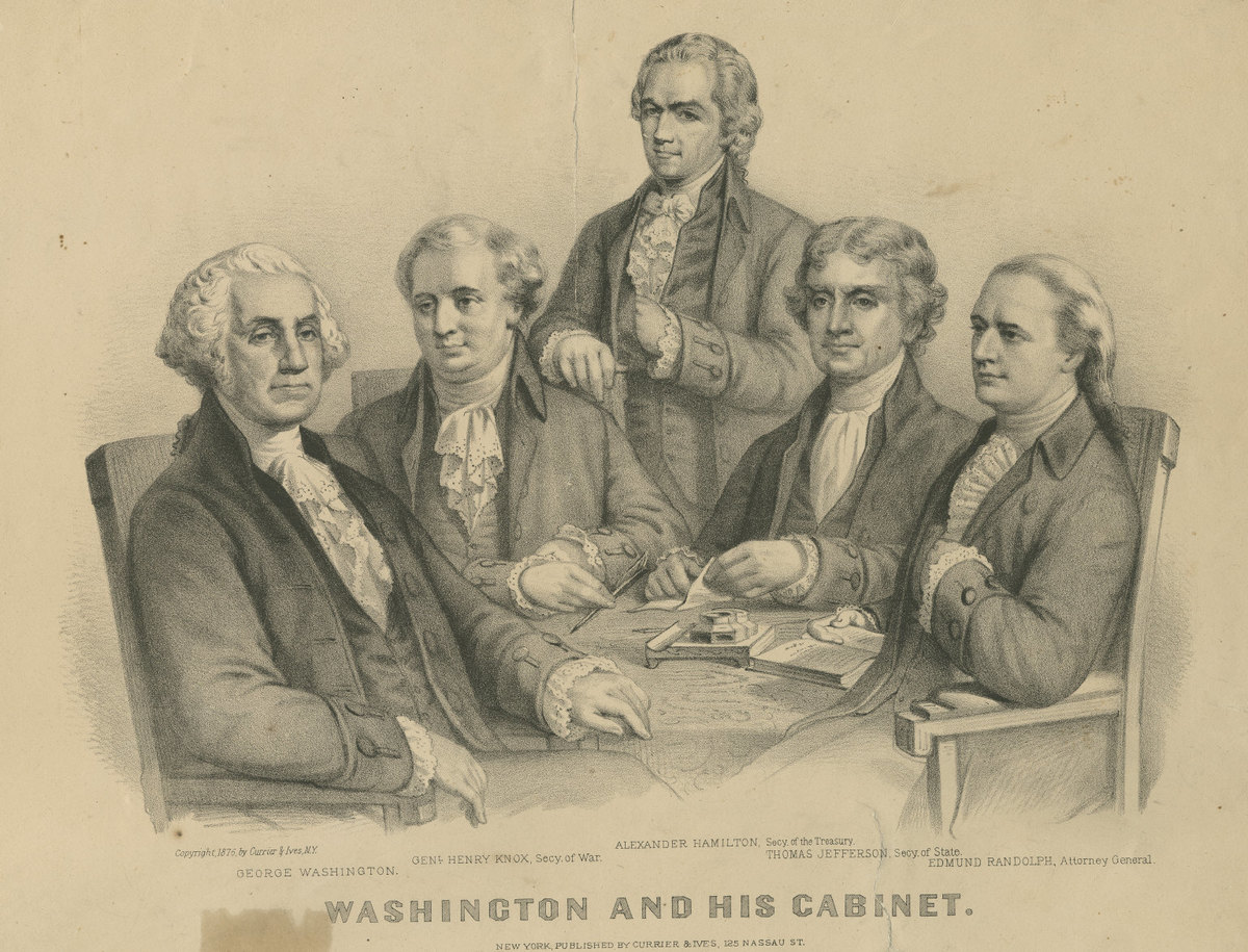 Washington_and_His_Cabinet_(4360094798).jpg