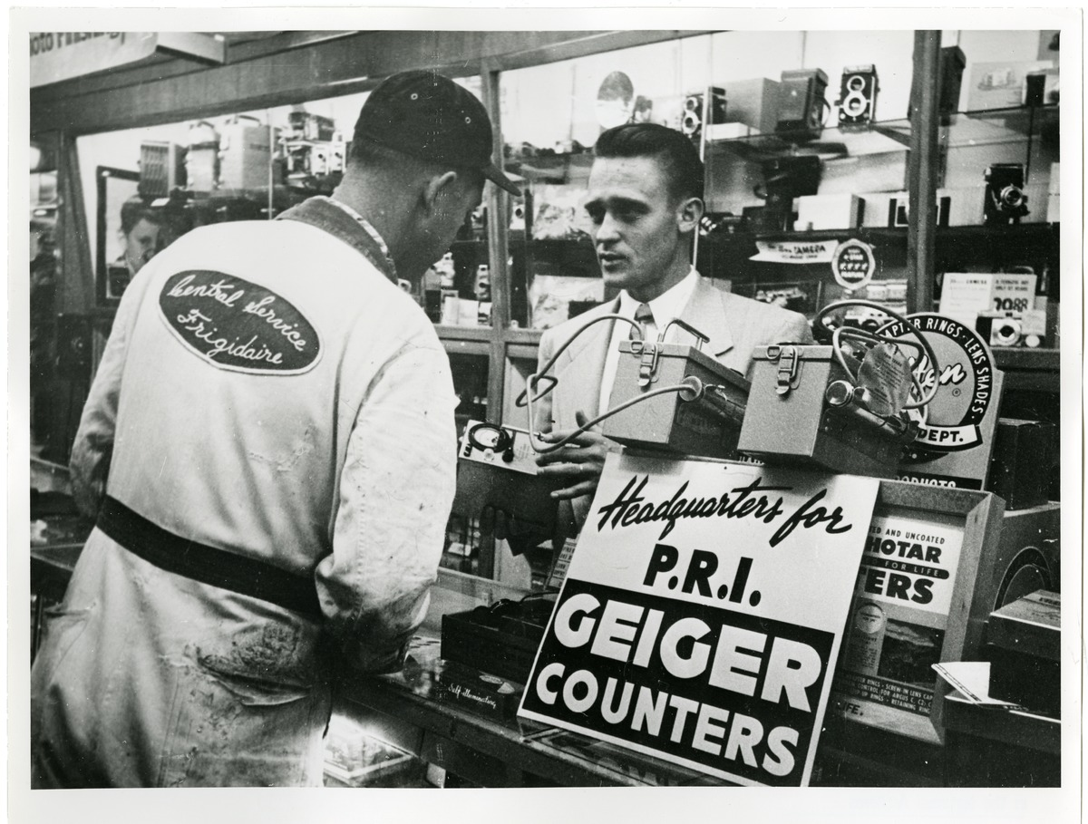 Purchasing a Geiger Counter