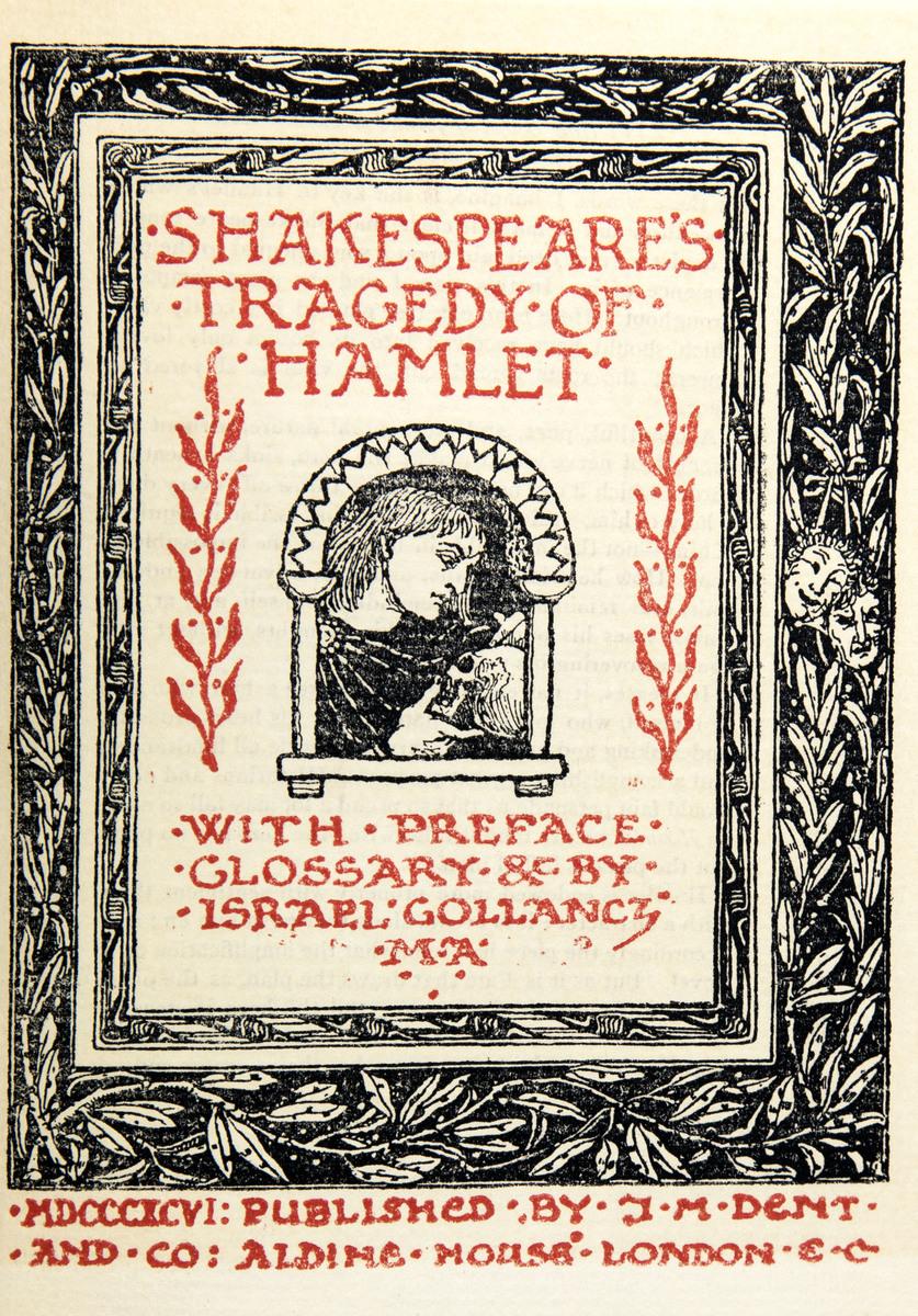 Hamlet, Act 5 Scene 1