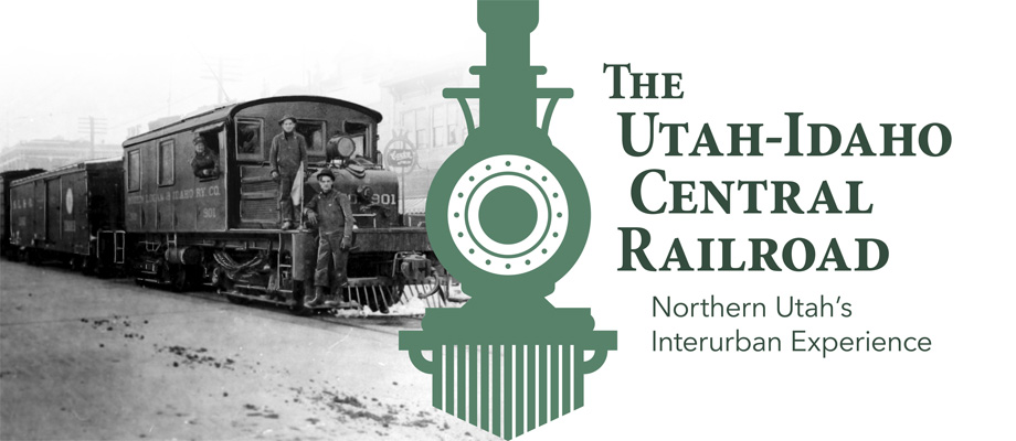 Utah-Idaho Central Railroad project graphic