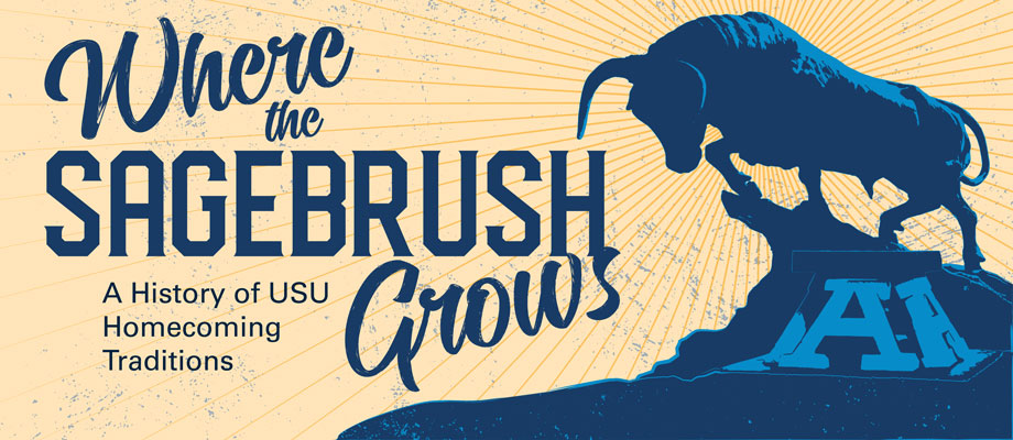 Where the Sagebrush Grows Digital Exhibit graphic
