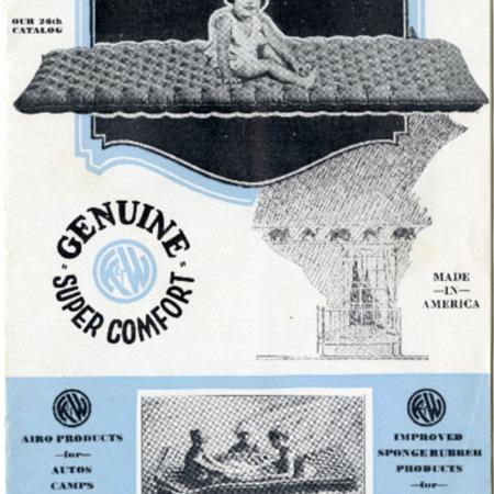 K & W Rubber Corporation, 1935