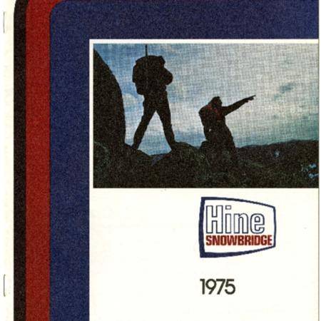Hine Snowbridge, 1975