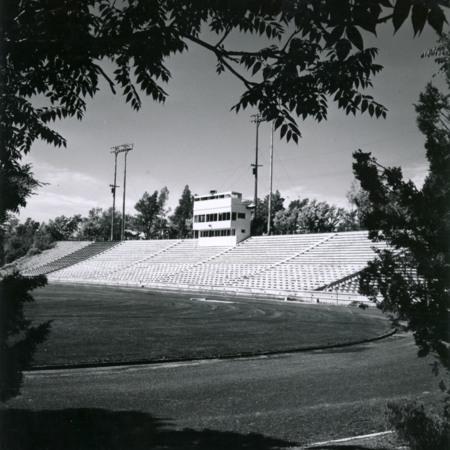 Romney Stadium, 1960s