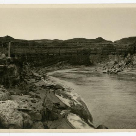 Bridge over San Juan