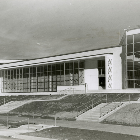 Student Union Center, 1953