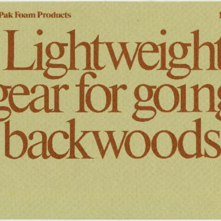 Pak Foam Products, 1977