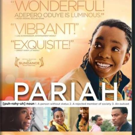 Pariah film poster