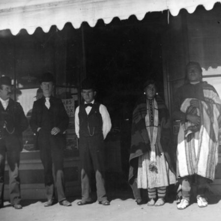 DNO-0053_Herman Kuchler and 2 Native Americans in front of Kuchler store 1910 - UHS.jpg