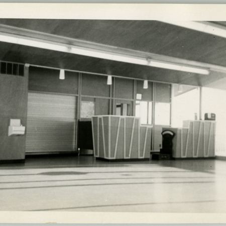 Interior View of Airport Terminal (3 of 3)