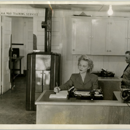 Cache Valley Flying Service Office Staff