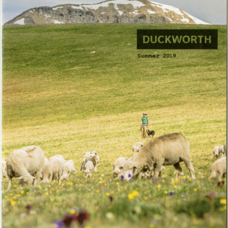 Duckworth, Summer 2019