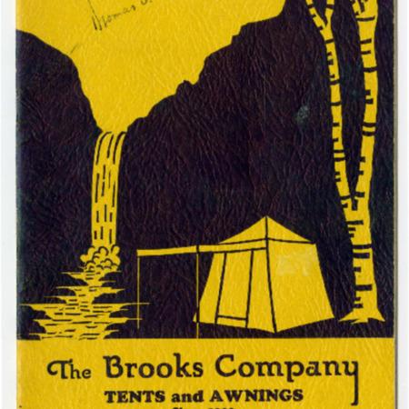 The Brooks Company, 1935