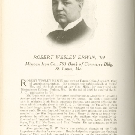 1909 A.C.U. Graduate Yearbook, Page 68