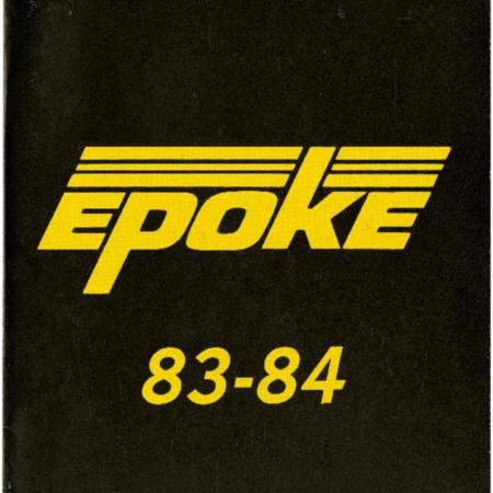 Epoke, 1983-1984