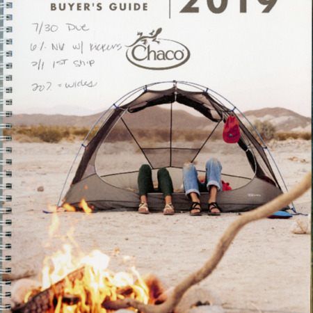 Chaco, workbook 2019