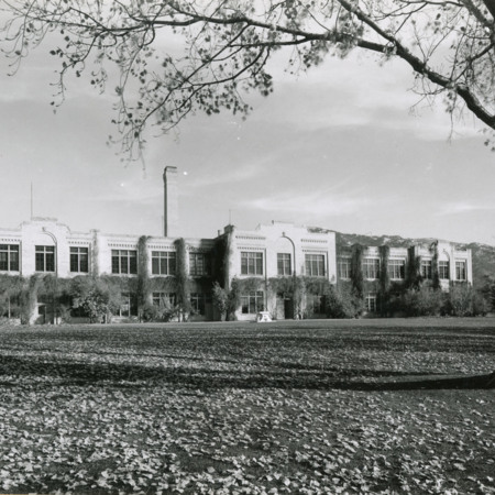 Mechanic Arts Building, 1930s