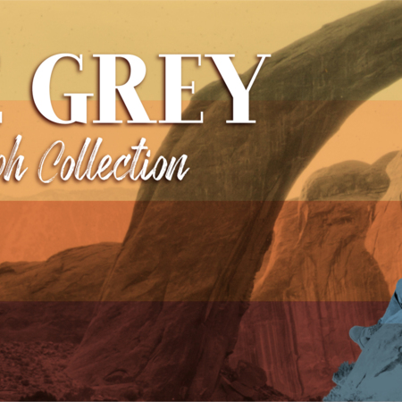 Zane Grey Photograph Collection Omeka Header.jpg