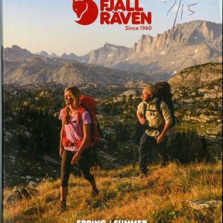 Fjall Raven, Workbook Spring/Summer 2019
