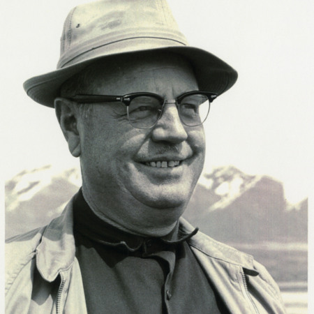 Portrait of Floyd D. Hansen