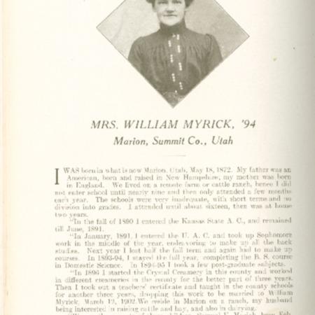 1909 A.C.U. Graduate Yearbook, Page 162