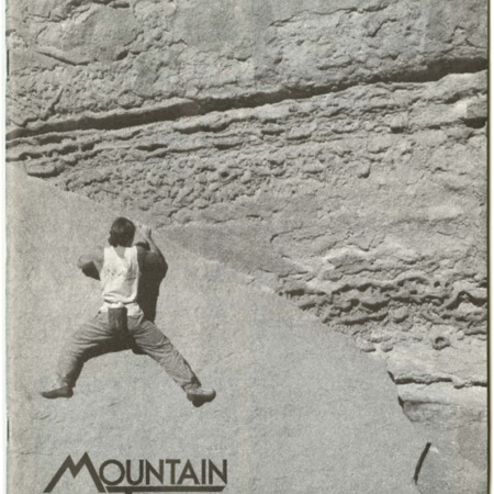 Mountain Tools, 1988