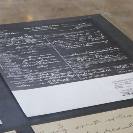 Jack London Pop-Up 100: Death Certificate