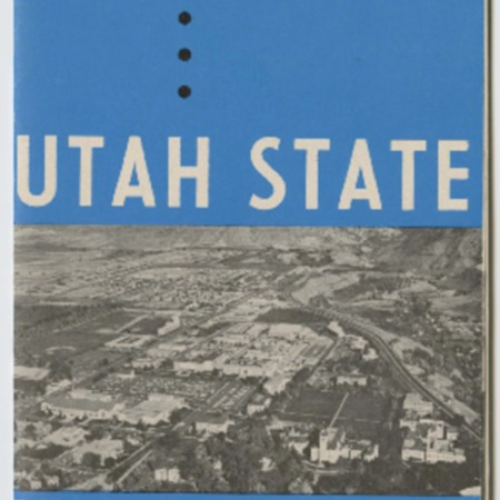 Campus brochure, guide and map, 1962