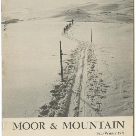 Moor & Mountain, Fall/Winter 1971