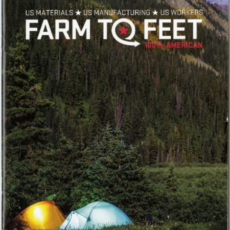 Farm to Feet, Workbook Spring/Summer 2019