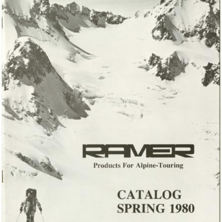 Ramer, Spring 1980