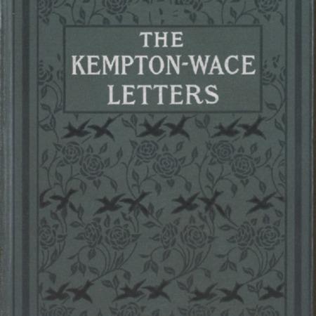 Kempton-Wace Letters (1 of 2)
