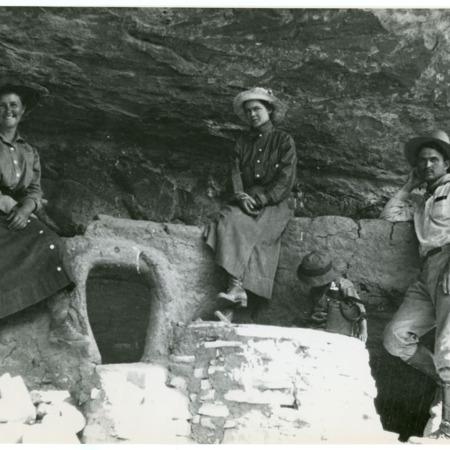 """""""Horsecollar Ruin, White Canyon"""""""