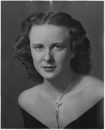 Regina Heaton, homecoming queen 1948