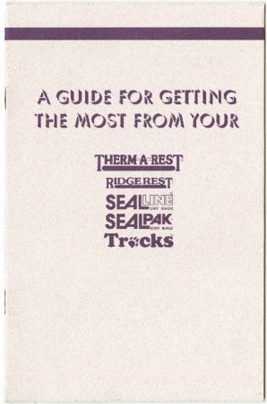 Therm-A-Rest, 1993