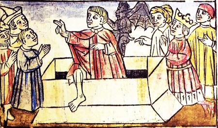 Der Antichrist und die fünfzehn Zeichen, 24 a