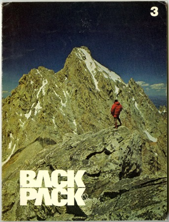 Backpacker 3, 1973