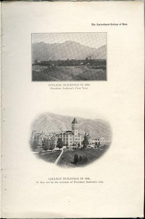 1908 UAC Commencement Program Page 15