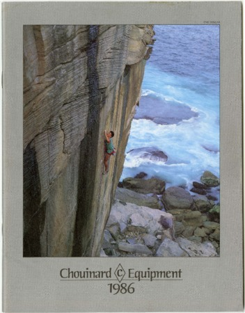 Chouinard Equipment, 1986