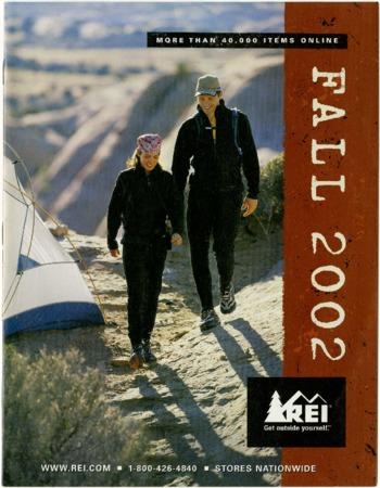 Recreational Equipment, Inc., Fall 2002